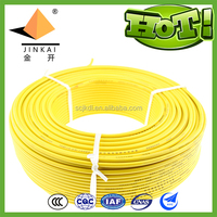 PVC insulated copper wire 6mm bv cable