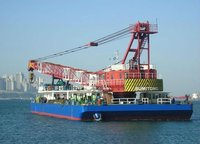 FC1103 - 200 Tons Floating Crane