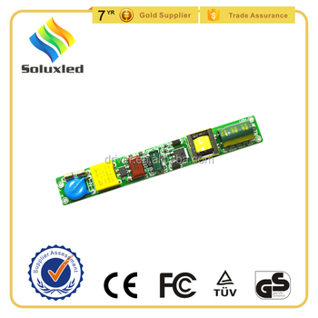tube light led driver 12-18w 220mA factory manufacturer