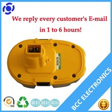 Battery for dewalt 7.2v from China professional factory