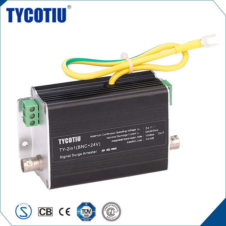 TYCOTIU 2017 New Products Building Computer Communication System Network Lightning Protector
