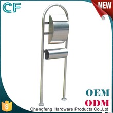 Factory Supply Modern Residential Metal Letterbox