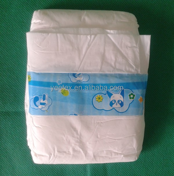 Cheap price baby comfort diaper OEM in China factory