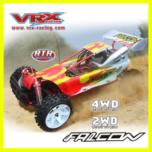 Falcon1 5 scale rc car, 4wd gas rtr buggy with cn30cc engine