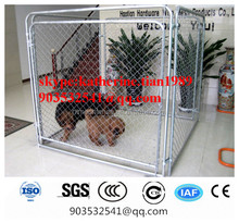 chain link dog kennels 100% Professional manufacture