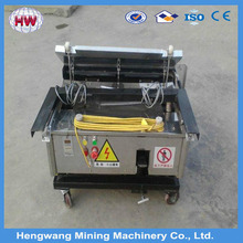 new technology Low price render automatic wall plastering machine for sale