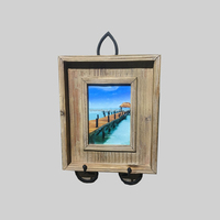 Custom Metal Frame Furniture Easy Change Moving Picture Frame