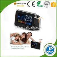 color screen weather station promotion clock weather station
