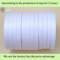 strong adhesive with high quality double sided tape circles