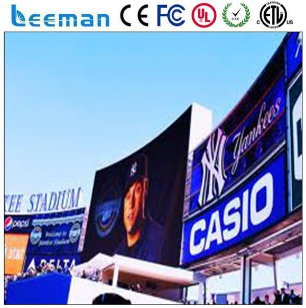 touch screen all in one pc floor standing led panel display outdoor full color