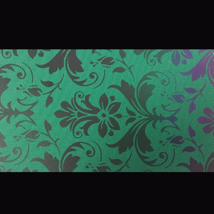 EN471 Glow in the Dark Polyester Fabric