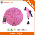 50FT Pink Garden Expandable Hose Strongest Hose With 8 Spray Nozzle As Seen on TV