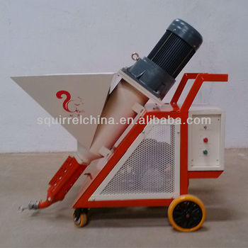 Putty Spray Plastering Machine for sale