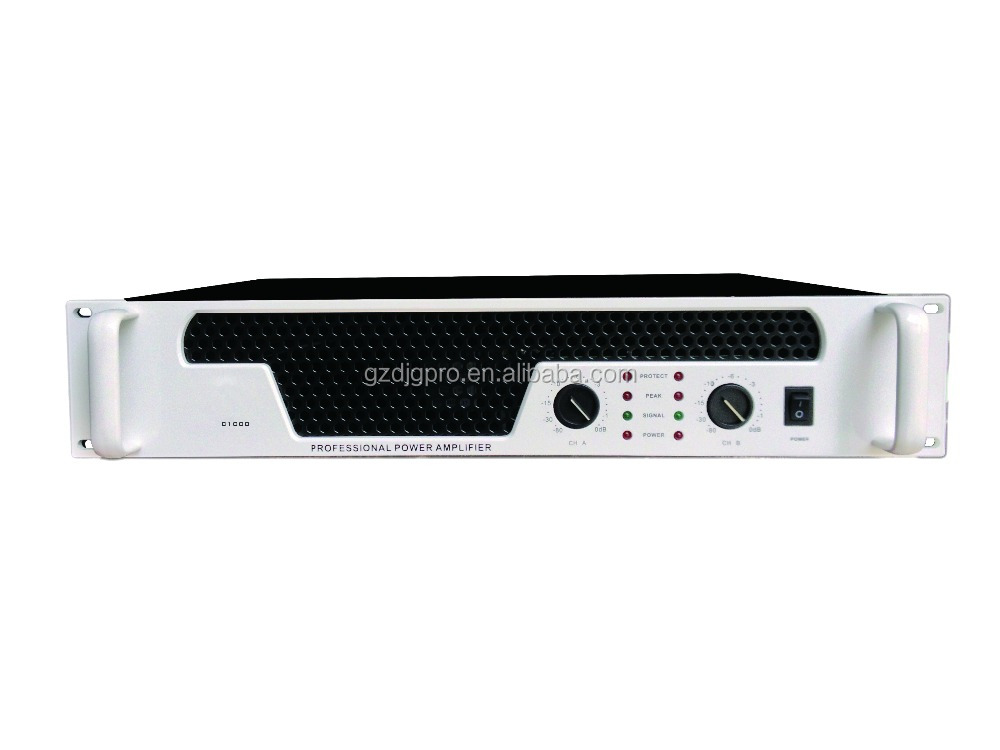 manufacturer price C1000 1000w dj electronic power amplifier price sale
