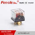 waterproof led lamp 12v 40a 5pin auto relay 12 volt for volvo