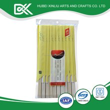 Lower price fancy bamboo chopsticks wholesale for home