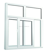 Modern Style Cheap Aluminum Double Swing French Casement Windows