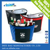 Initi 80gsm non woven insulated beer can cooler bag for storage