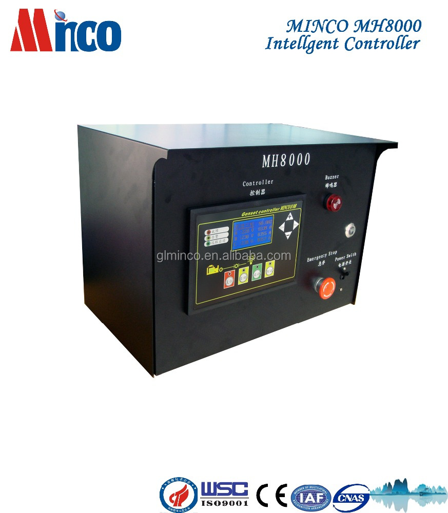 Mt8000 Ats Control Panel Electrical Control Box With Generator ...