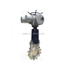12 Inch 380V stainless steel Electric Knife Gate Valve