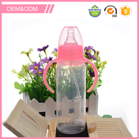 Hot selling bpa free adult baby feeding bottle 120ml raw materials for disposable plastic cup