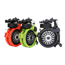 10% off 2019 Customized Color City Style Small Waterproof import 240W Folding Electric <strong>Bike</strong>