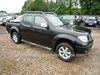 2008-Nissan Navara 2.5 DCI DOUBLE CAB PICK UP OUTLAW 169 4WD [Black]-20245SL