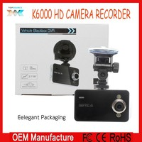 hd 1080p promotional car traffic recorder K6000