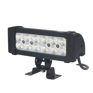 Hot selling epistar LED chip 54w led light bar 4x4 auto turning accessoires