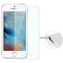 custom made tempered glass screen protector amber color for iphone5 screen protector blue light filter for iphone5