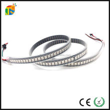Factory direct sale IC ws2812b 5050 RGB Epoxy waterproof 144leds/m 2 years warranty led tape light