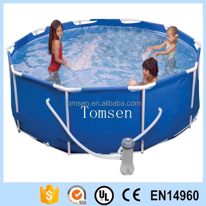 Outdoor rubber swimming pool intex swimming pools