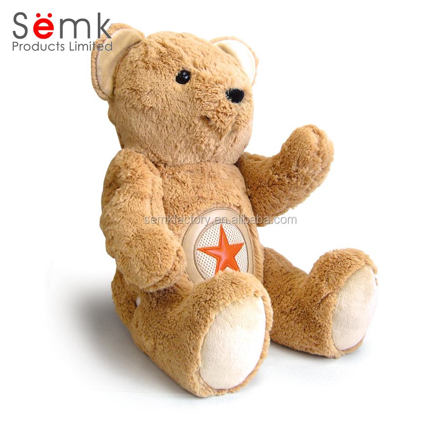 animal novelty EN71/ASTM adult baby animal toys stuffed toys bear plush toys