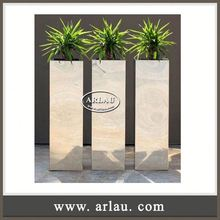 Arlau Outdoor Wholesale Garden Planter,Garden Corn Planter,Powder Coat Planter