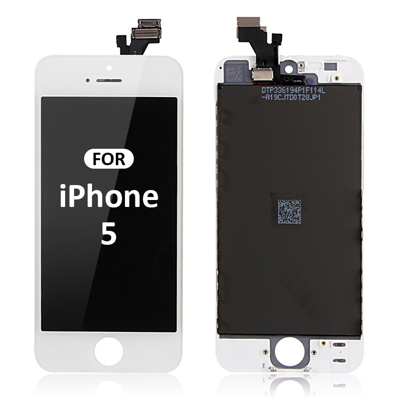 mobile phone lcd/display high quality for iphone 5 lcd touch screen