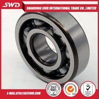 High precision and cheap price deep groove ball bearing 6009