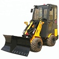 camel small hydrostatic telescopic wheel loader
