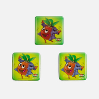INTERWELL MG106 Personalized Cheap Kids Fridge Magnets