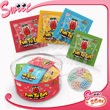 Sweet Zone Number Candy Sweet
