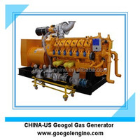 Googol 800kW Small Biogas Electric Generator