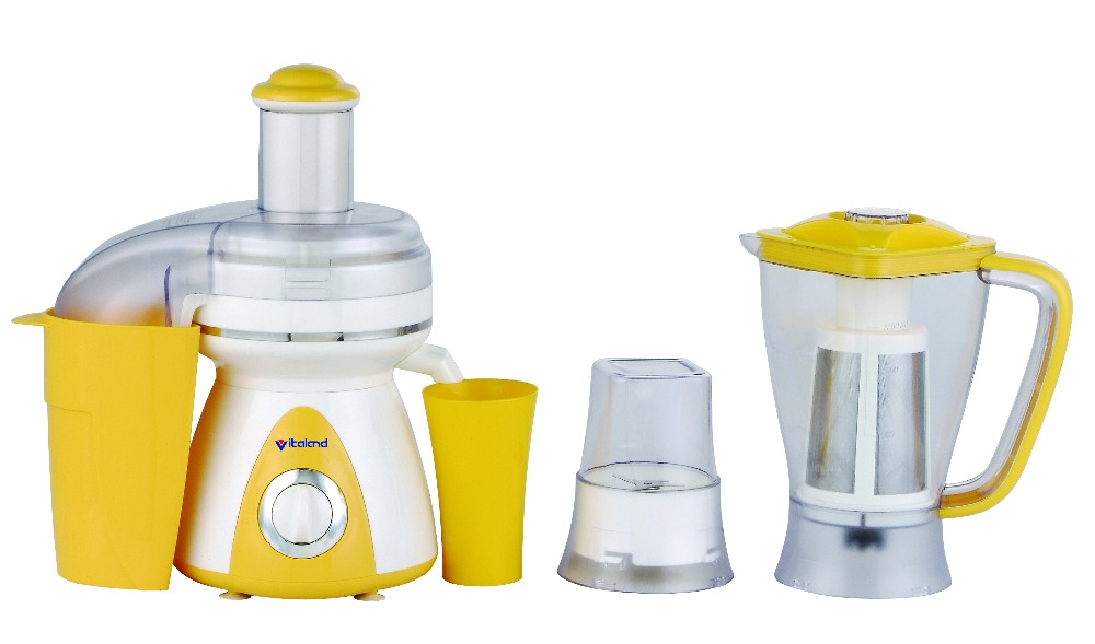 OEM & ODM factory food processor multi functional with SUS304 stainless steel blade and plastic casing as seen as on TV VL-5006