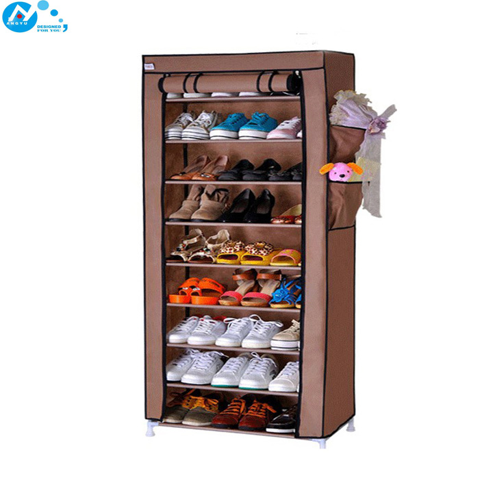 Sliding door locked shoe cabinet rack and hatil furniture bd picture