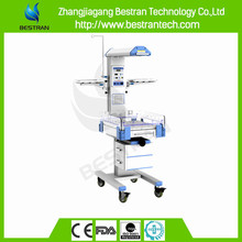 China BT-NR02S Cheap hospital medical infant radiant warmer, baby neonate phototherapy infant warmer