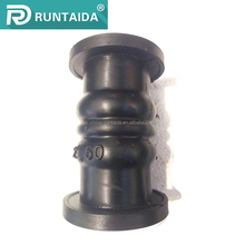 BSPT threaded rubber expansion joint