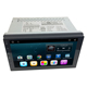 Universal 7 inch 2 din android car dvd player with external microphone