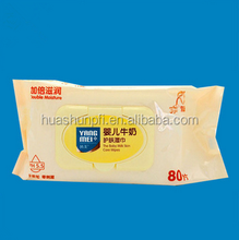 Nonwoven oem baby wipes/baby wet tissue/skin care kids wipes