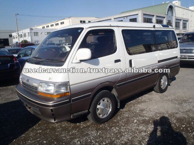 Used Car Toyota Hiace Wagon