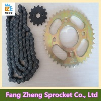 Motor Bike Parts Chain and Sprocket Kit