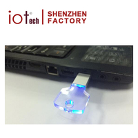 Wholesale Alibaba Key Shaped Illuminated Usb Flash Drive Fast Delivery With Low Price