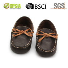 Soft leather new style spanish baby shoes